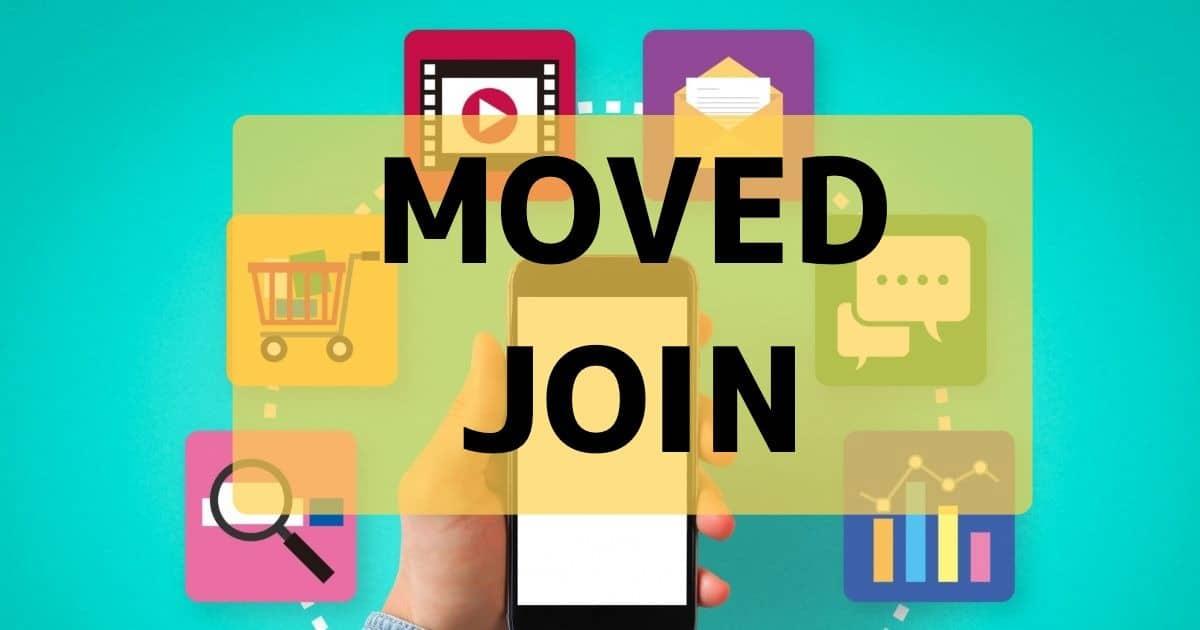 株式会社MOVEDに参加した