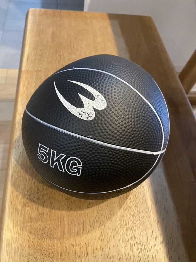 5kgメディシンボール