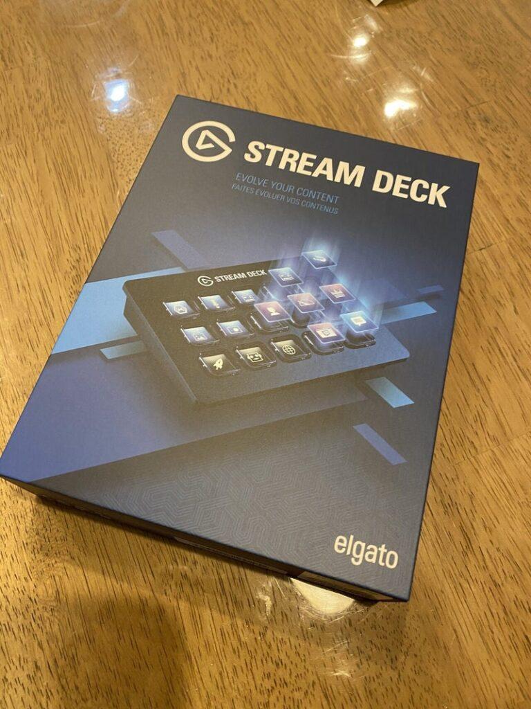 StreamDeckパッケージ